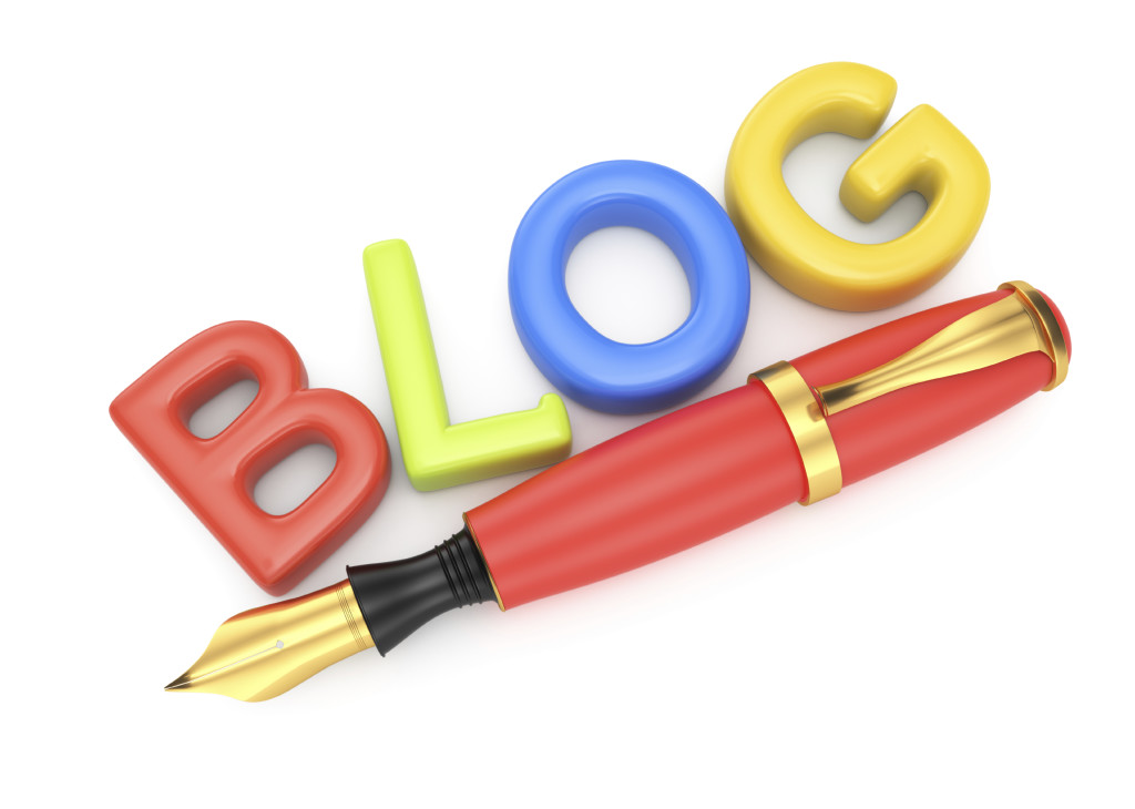 blog word & pen - legal blog writing service